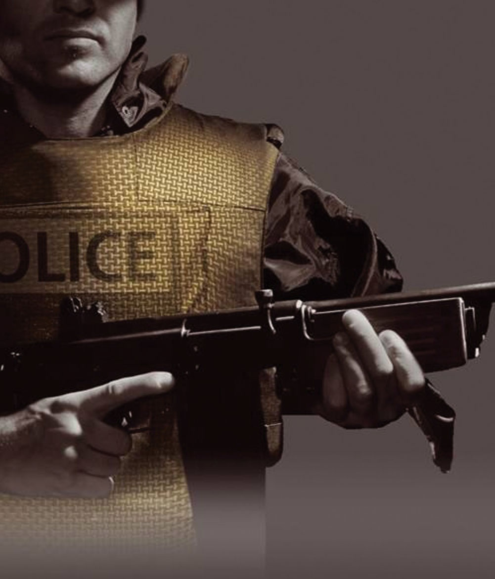 Personal Protection – Ballistic Armour