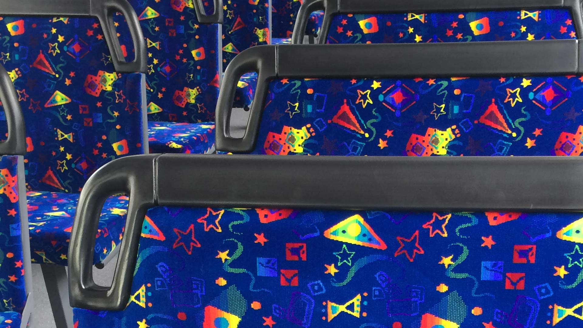 100% Polyester Moquette